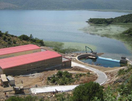 Public enterprise for water supply